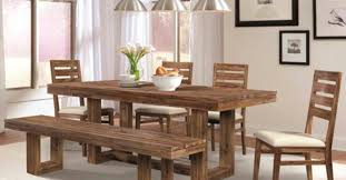 Pine Dining Room Chairs Bench Dining Sets With Bench Awesome Rustic Dining Bench Dining