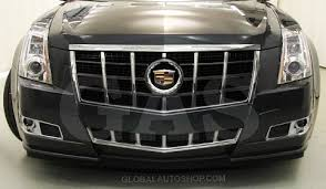 2011 cadillac cts grille cadillac cts chrome grill custom grille grill inserts chrome grille