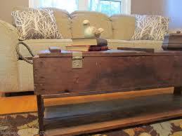 ammo box coffee table my repurposed shadow diy from vi ammo