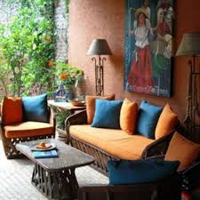 Mexican Patio Furniture Sets Best 25 Mexican Patio Ideas On Pinterest Southwestern Mosaic