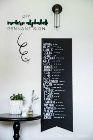 Inexpensive Wall Art by Best 25 Alphabet Wall Ideas On Pinterest Playroom Decor