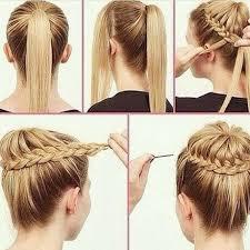 Frisuren Lange Haare Stecken by Lange Haare Selber Hochstecken