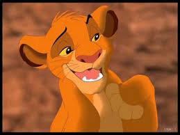 lion king reel young simba