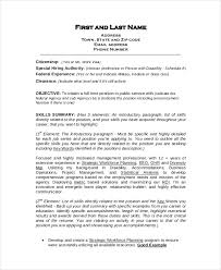 Resume Summary Paragraph Examples by Resume Career Objectives Free Doc Financial Analyst Resume Format
