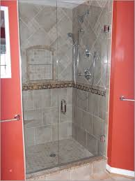fiberglass shower enclosures that look like tile more eye catching