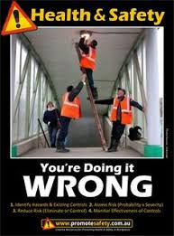 Health And Safety Meme - health safety you re doing it wrong work at height health