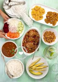 la cuisine de domi la bandera dominicana nuestro almuerzo tradicional recipe