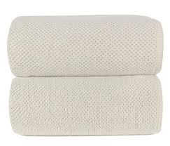 linen waffle towels leibona
