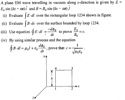 how do electromagnetic waves travel images Ncert exemplar problems class 12 physics electromagnetic waves jpg