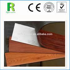 non radiation non toxic self adhesive plastic pvc vinyl flooring