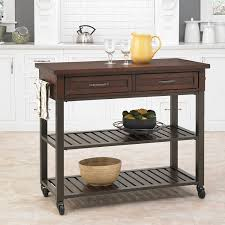 Kitchen Depot New Orleans by Amazon Com Home Styles Cabin Creek Kitchen Cart Kitchen