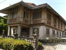 Native House Design by Old House Located In Iloilo City Proper Across From The Iloilo