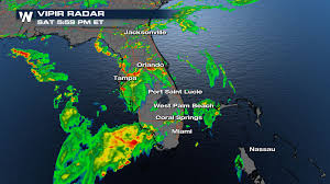 Florida Radar Weather Map by Flash Flooding Concerns In Florida Weathernation