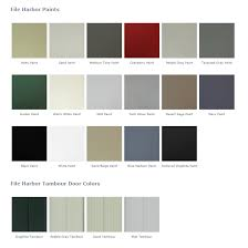 color options by manufacturer american filing solutions