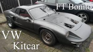 kit cars to build fiberfab ft bonito vw beetle kit car chassis cheap gt40