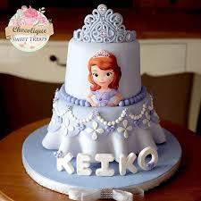 sofia cakes princess sofia cake for keiko chocolique
