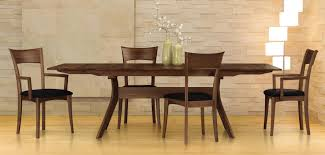 walnut dining furniture vermont woods studios