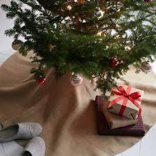 burlap tree skirt ebay