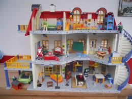 playmobil chambre b maison moderne playmobil 160