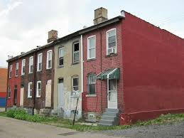 Row Homes by Discovering Historic Pittsburgh Endangered Strip District Row Houses