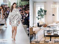 Home Decor Trends Autumn 2015 Contemporary Home Furniture Inspired By Spring 2015 Fashion Trends