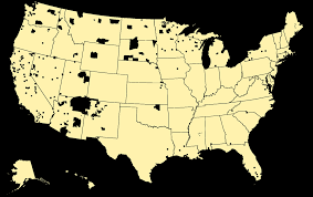 Foxwoods Casino Map United States Map Of State Borders Without Autonomous Reservations