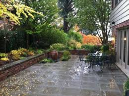 Define Backyard David Berleth Landscape Architect