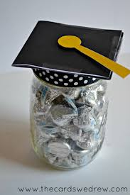 gifts for graduation jar graduation hat gift idea and free print the cards we drew