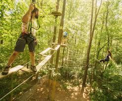 go ape treetop adventure course opens in plano plano magazine