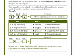 2nd grade writing stories worksheets u0026 free printables education com