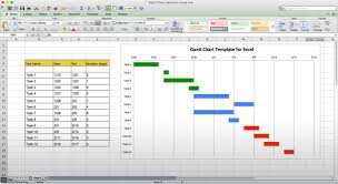How To Do A Simple Spreadsheet Use This Free Gantt Chart Excel Template