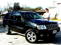 2003 jeep grand overland 03cherokee 2003 jeep grand cherokeeoverland sport utility 4d specs