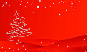 7 best free christmas powerpoint templates with tree images on