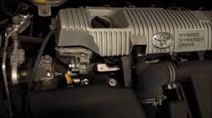 case study toyota hybrid synergy drive toyota prius 2011 misfire youtube