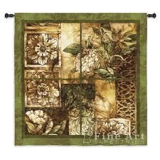 decorative textures contemporary tapestry wall hanging