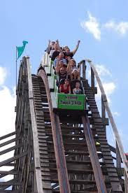 ride silverwood u0027s first wood roller coaster timber terror you u0027re