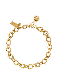 chain link bracelet charms images Charm link bracelet kate spade new york