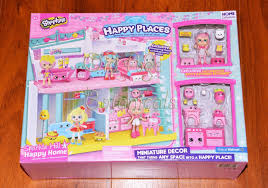 Happy Home Decor Shopkins Happy Places Sparkle Hill Happy Home Exclusive Lucy