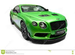 bentley green a green bentley car editorial stock image image of high 72594139
