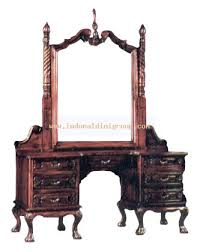 Furniture Vanity Table Product Bedroom Furniture Dressing Table Indonesia Furniture