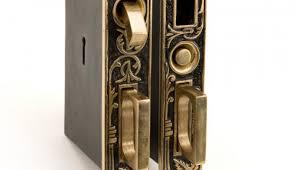 Door Latches Door Double Pocket Door Lock Gorgeous Double Pocket Door Mortise