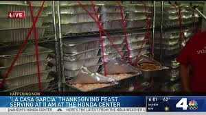 la casa garcia continues thanksgiving event for third decade nbc