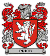 price family crest wales ahhhh 3 why i history