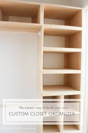 Shelving Units For Closet Best 25 Ikea Closet Organizer Ideas On Pinterest Small Closets