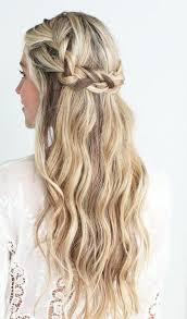 homecoming hair braids instructions half up half down hair pinterest crown braids braid