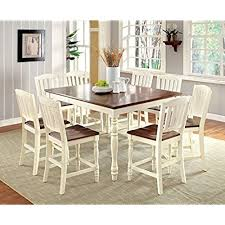 8 Chair Dining Table Set 8 Seat Square Dining Table Amazon Com