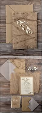 wedding invitations rustic top 10 rustic wedding invitations to wow your guests