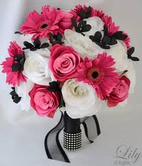 silk wedding bouquets silk flower wedding bouquet silk wedding arrangements artificial