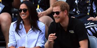 harry and meghan markle prince harry and meghan markle look adorable at first public