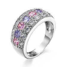 zircon engagement rings aliexpress buy sue phil zircon engagement rings for